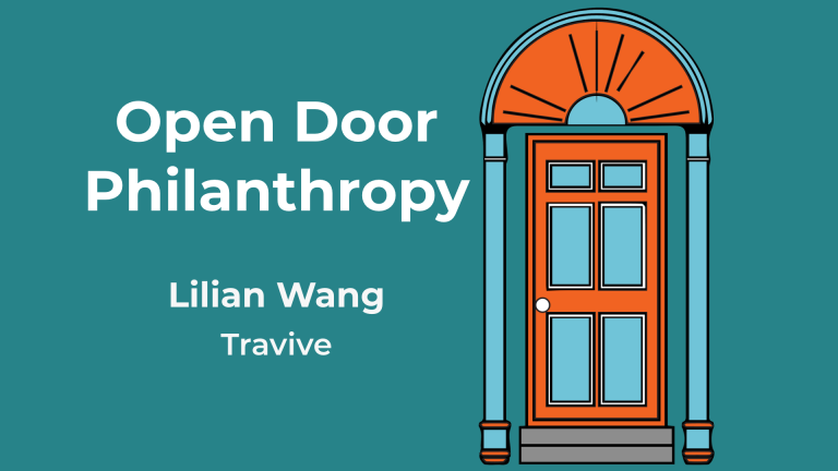 Lilian Wang on the Open Door Philanthropy Podcast
