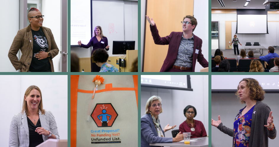 Unfunded List Evaluators Summit Collage 2018