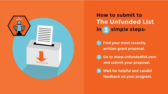 Are you Unfunded?