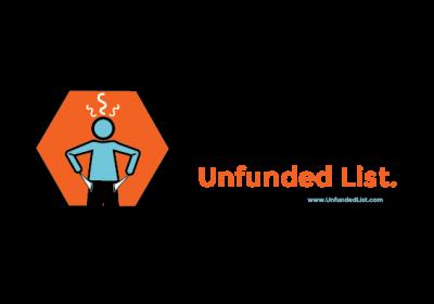 Unfunded List Logo